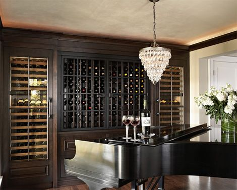 10 best Custom wine cellars images on Pinterest | Wine cellars ...