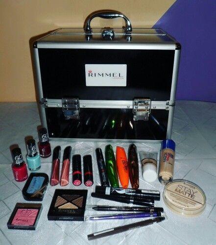 Kuferek od Rimmel  #wygrana #rimmel #kosmetyki #kuferek