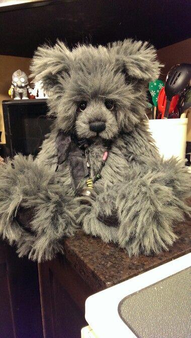 Merlin by Charlie Bears