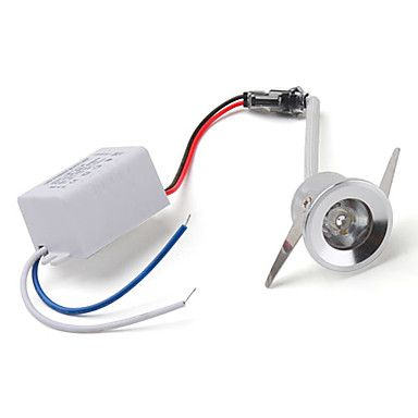 1W 100LM 3500K Warm White LED Ceiling Lamp Down Light with LED Driver (AC 85~265V) – GBP £ 6.20