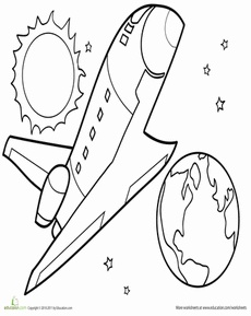 space shuttle mission sequence worksheet - photo #5