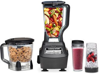 I love my Ninja Blender there is nothing quite like it! I've tired other brands and i keep coming back This Ninja blender bundle is a deal not only to you get the full size blender you also two single serve cups for smoothies and a food processor! #affiliate