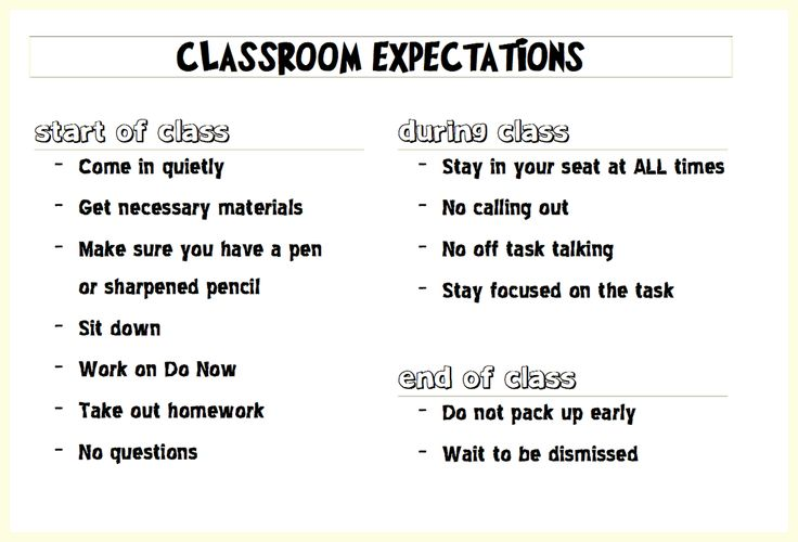 Classroom Decoration Printables For High School : Printable classroom rules high school know that this is