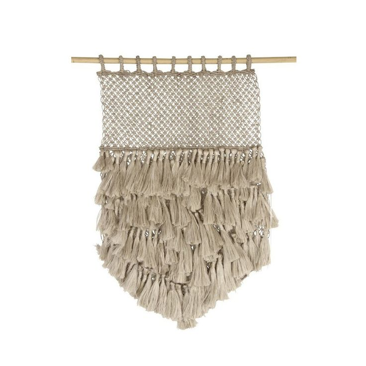 Jute Wall Hanging from The Shelley Panton Store