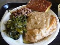 Smothered pork chops....had these at Sweetie Pies in St Louis...so good...trying to make my own tonight