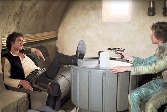 92 Behind-the-Scenes Photos from Star Wars: Episode IV - Album on Imgur