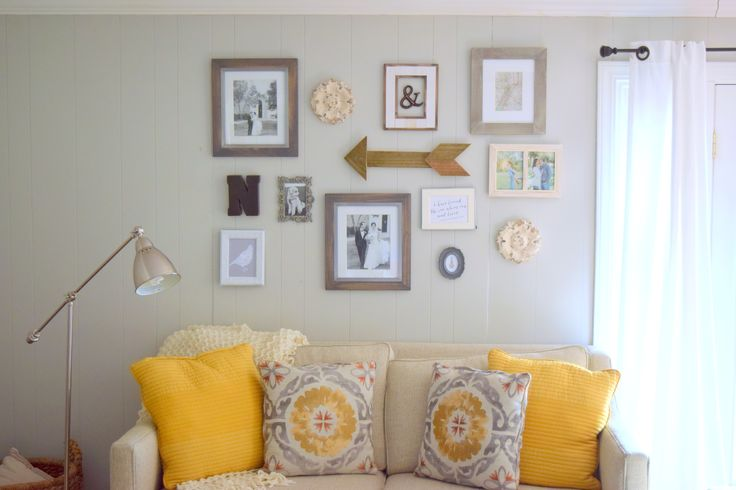 {Gallery Wall} | The Gilded Oak