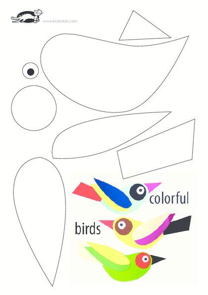 KROKOTAK TISK! | printables pro děti