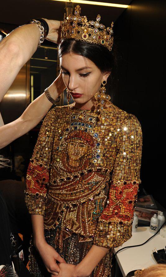 Dolce & Gabbana A/W 2013-14
