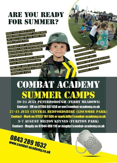 BECOME A  SOLDIER FOR THE WEEK  JULY 20TH TIL 24TH
