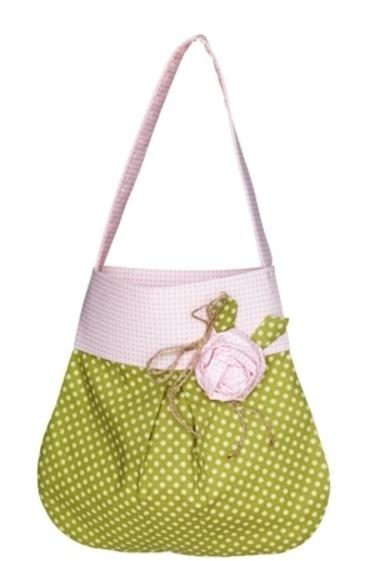 Een tas om zelf te maken van Tilda