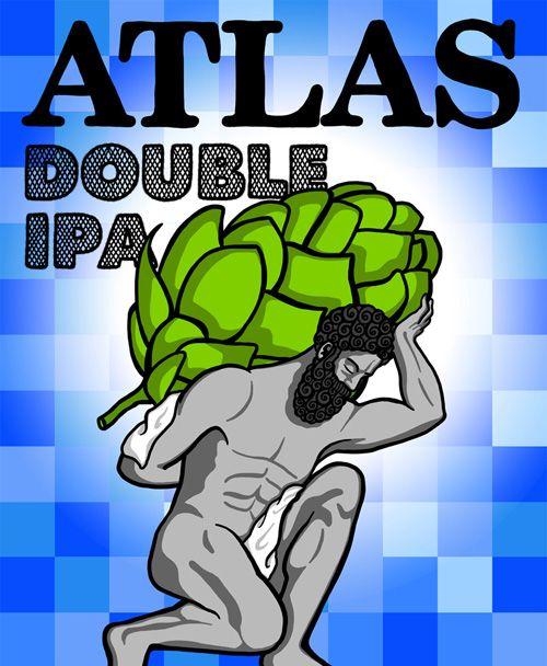 Druga z niedzielnych, poświątecznych premier,, smakołyk z USA - Palo Alto Atlas Double IPA.  Zapraszamy! :)