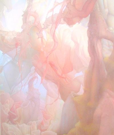 Brouillard rose