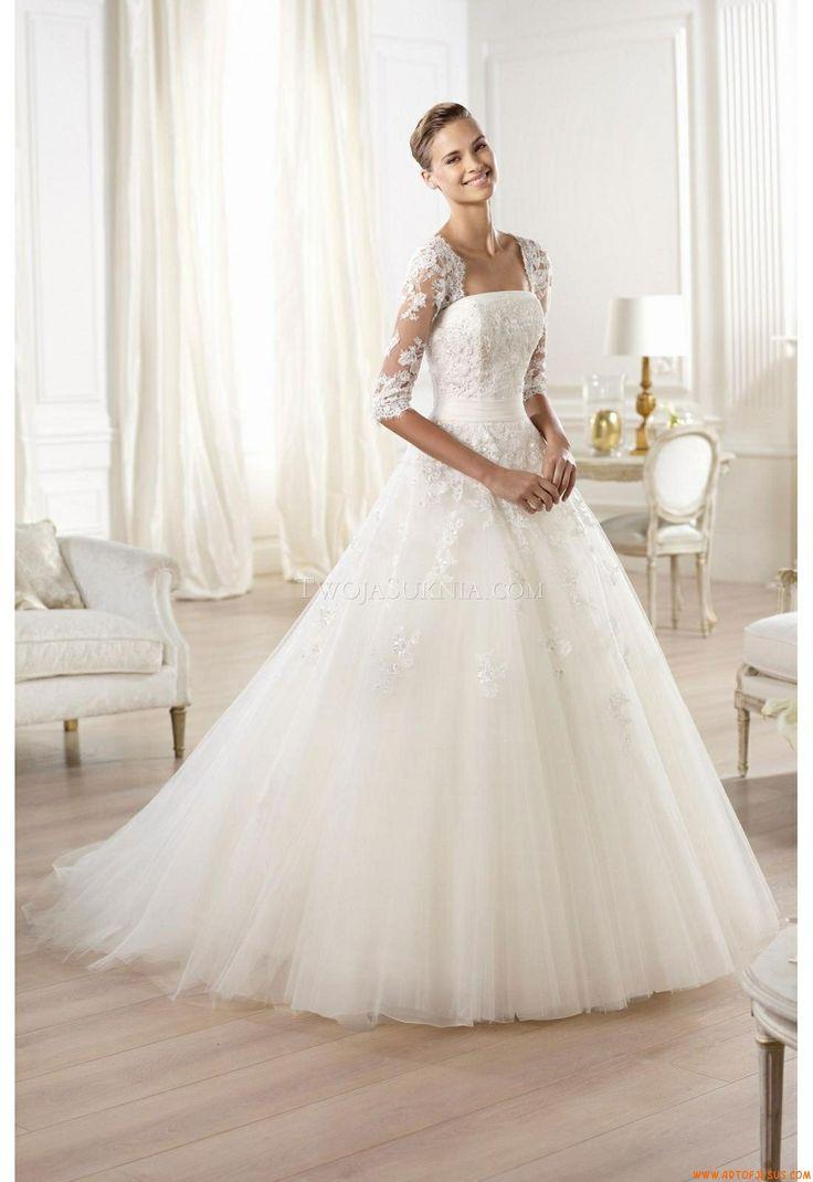 22 besten Brautkleid Bilder auf Pinterest | Hochzeitskleider ...