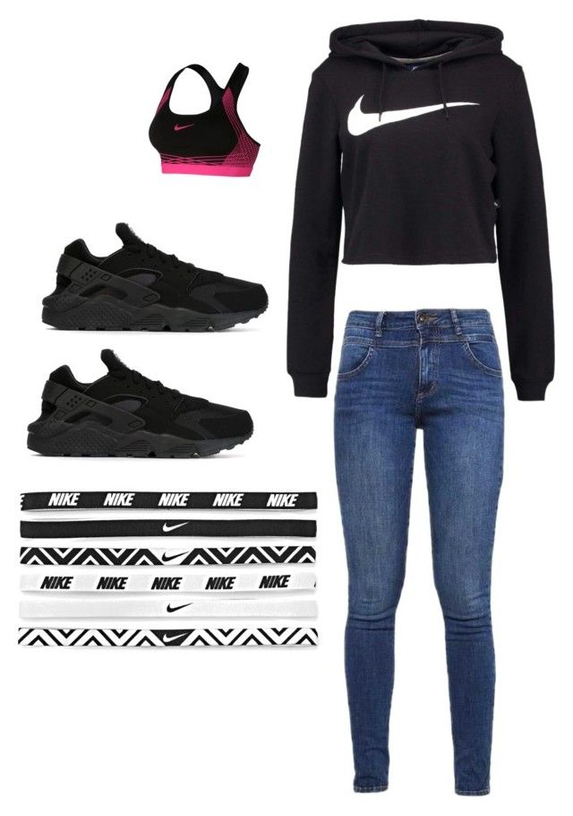 """""""Just do it Nike"""" by maddie73mac on Polyvore featuring NIKE and s.Oliver"""