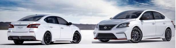 2016 Nissan Sentra previous wide and tall headlights have all been replaced by even wider, but at lot lower LED headlights this now completely dominate the front of the car.   www.2016-2017carsreview.com
