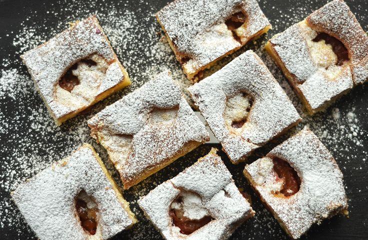 Qulinarnie | Ciasto śliwkowe