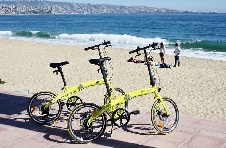 Servicio de arriendo de bicicletas de #HSMChile. #ViñadelMar #Chile #VRegión #ThisisChile #Bicicletas #Turismo #TurismoSaludable #Deporte #VidaSana