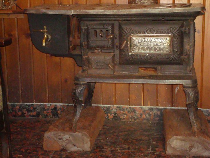 M s de 1000 ideas sobre estufas antiguas de cocina en - Cocinas de hierro a lena ...