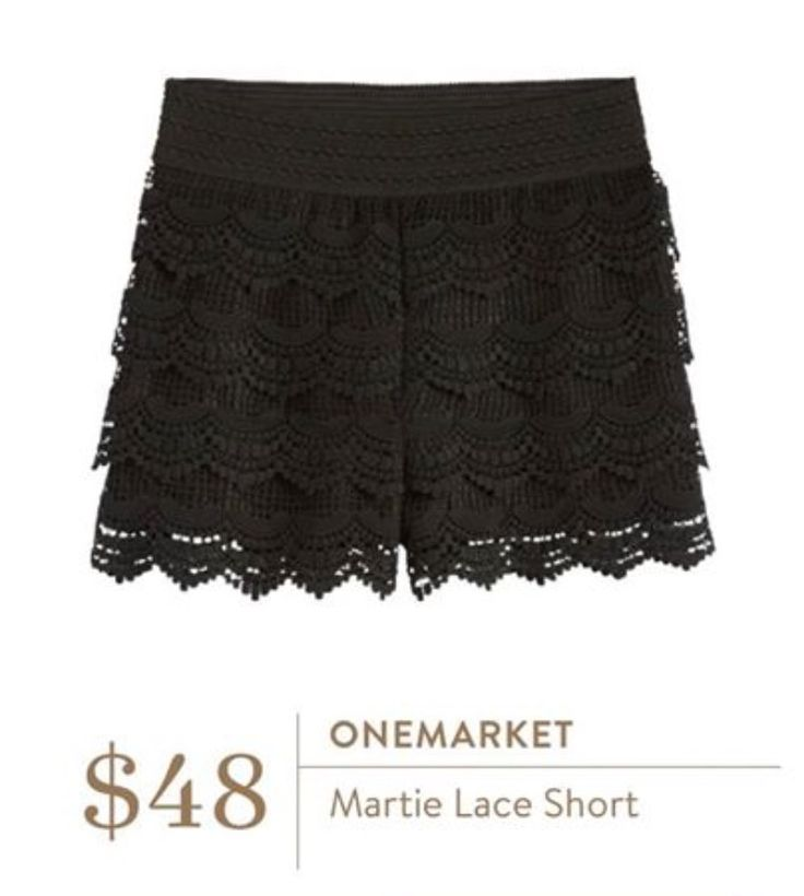 Stylist put in my next fix! These shorts look amazingly comfortable!