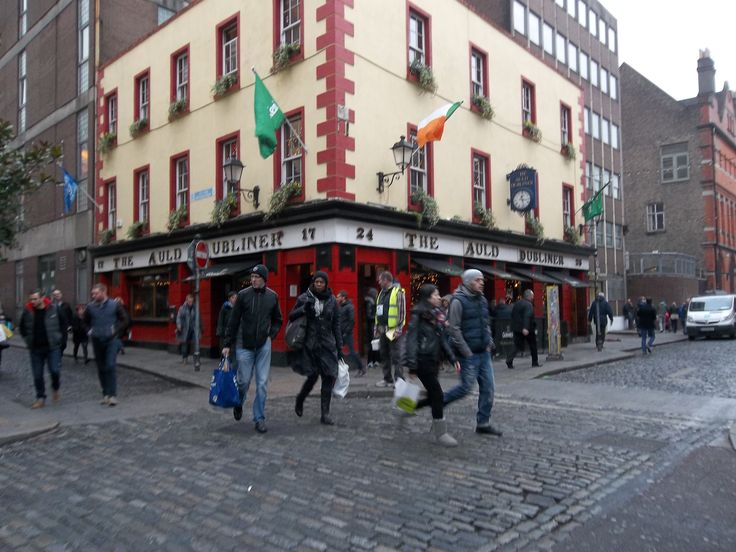 Pub in Temple Bar.