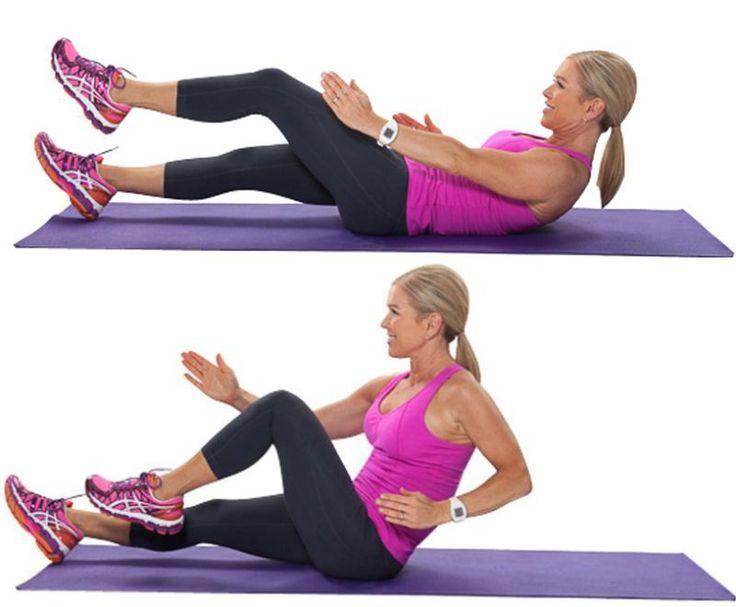 Exercitii pentru abdomen inferior