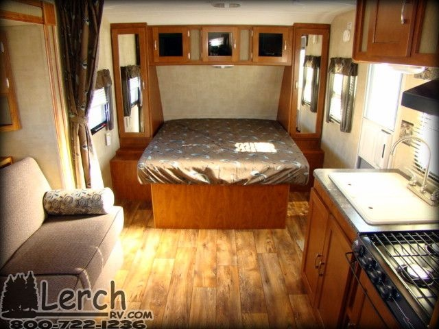 2013 Keystone Passport Express 199ML ultra light travel trailer
