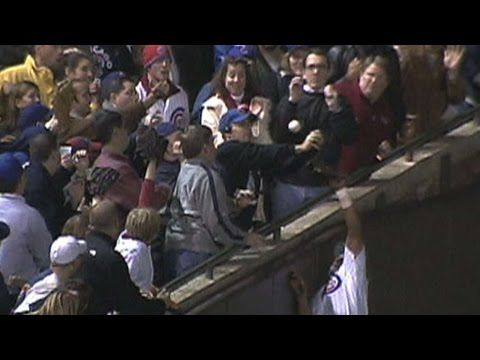 Why Steve Bartman should throw the first pitch at Game 3 of the World Series