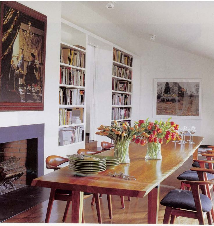 Dream dining room (cut from BHG several years ago)