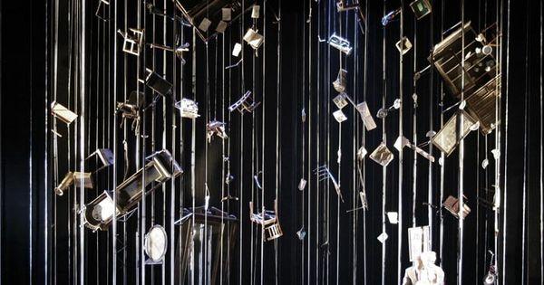 Es Devlin  Set desi - Es Devlin  Set design for Benjamin Britten's A Midsummer Nights Dream Hamburg Staatsoper 2006 --- #Theaterkompass #Theater #Theatre #Schauspiel #Tanztheater #Ballett #Oper #Musiktheater #Bühnenbau #Bühnenbild #Scénographie #Bühne #Stage #Set