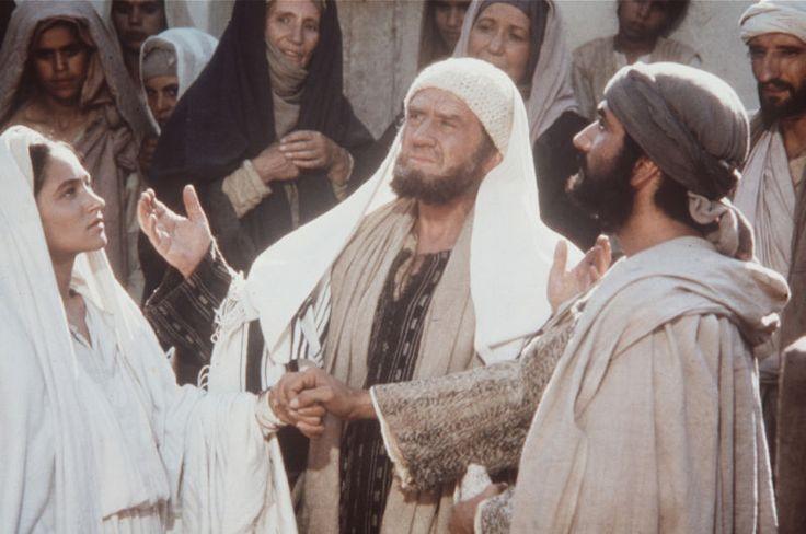 Ian Bannen, Olivia Hussey, Yorgo Voyagis, Jesus von Nazareth