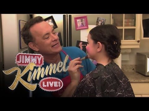 Tom Hanks And Daughter Sophie Slam 'Toddlers & Tiaras' In This Epic Parody