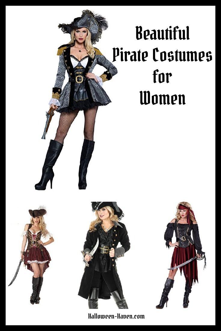 halloween pirate buccaneer costumes for women - Halloween Haven