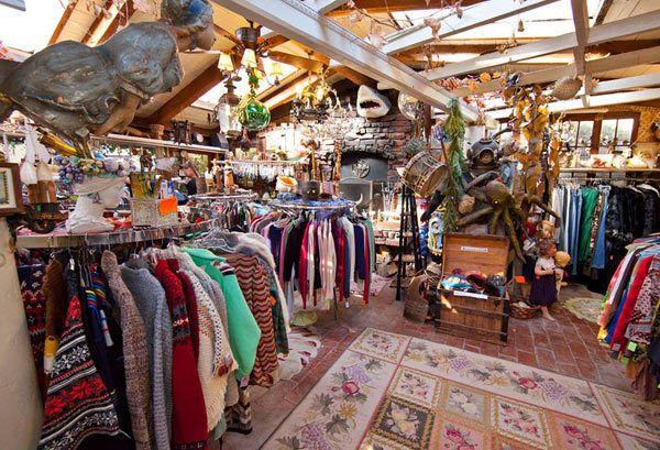 Shop Boho Treasures and Dine Healthy in Topanga Canyon
