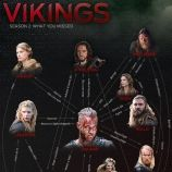 Vikings on the History Channel - love this show