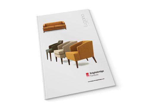 furniture brochure design 1