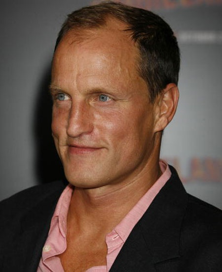 Woody Harrelson, a vegan who lives in a solar-powered community in Hawaii, Harrelson credits Cheers costar and oceans activist Ted Danson with sparking his interest in the environment years ago. Today, he and his family use biodynamic farming methods to grow most of their own organic food.