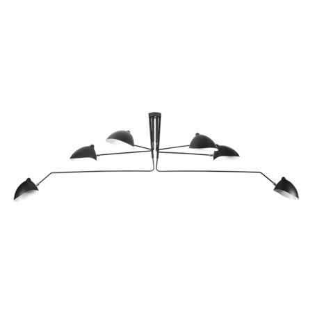 MCL-R6 Style Contemporary Pendant Lamp