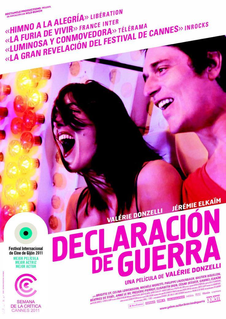 Declaración de guerra (2011) Francia. Dir.: Valérie Donzelli. Drama. Famila. Enfermidade/Discapacidade - DVD CINE 2338