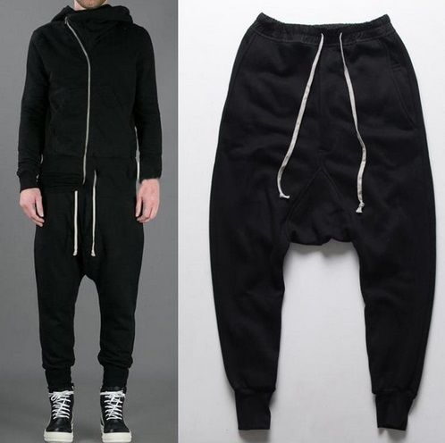 Black Joggers //Price: $68.74 & FREE Shipping //     #4UrbanStyle    Check it https://4urbanstyle.com/black-joggers/