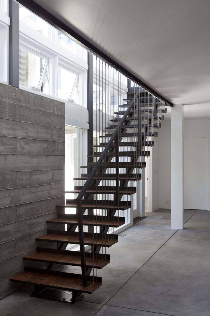 Stair Renovation Solutions 77 Best Floating Stairs Childproofing Solution Images On Pinterest