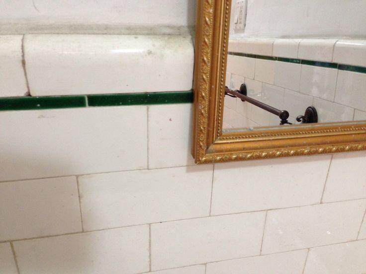A Subway Tile Jewel In Brooklyn Original 2x6 Quot Mud Cap