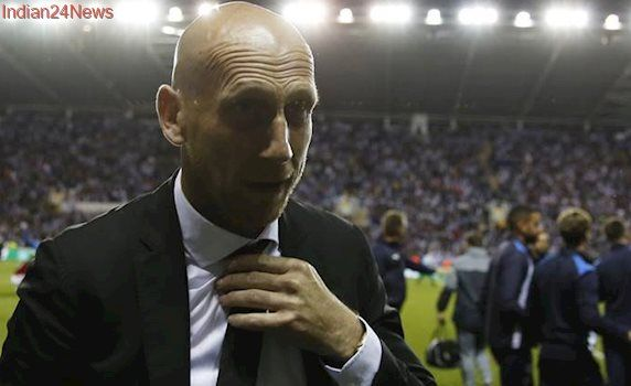 Jaap Stam staying at Reading regardless of playoff outcome