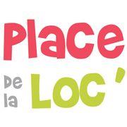 Logo www.PLACEdelaLOC.com, le 1er et seul site de location de voitures, location de camping-car, location de parkings, location d'objets (outils, appareils photo, remorque, coffre de toit, puericulture, sono, gopro ...) entre PARTICULIERS exclusivement, 100% assuré !