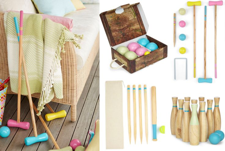 Laura Ashley Blog   ON YOUR MARKS! GAMES IN THE GARDEN WITH KAT   http://blog.lauraashley.com
