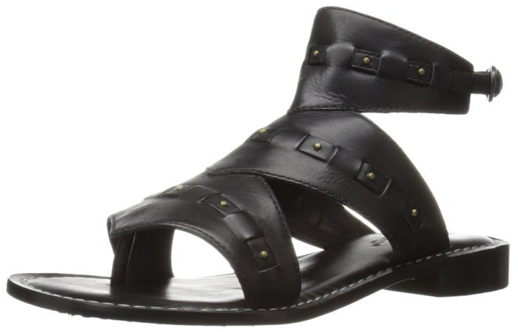 Bernardo Women's Teddi Gladiator Sandal, Black, 8 M US. Easy to wear with anything, all ages appropriate.