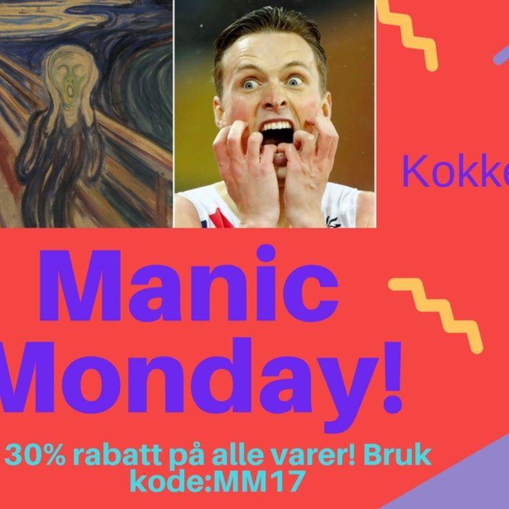Manic Monday Sales!