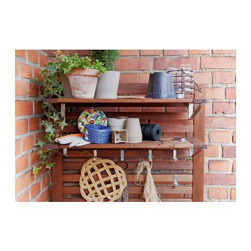 17 best images about ikea on pinterest ikea outdoor for Ikea garden shelf