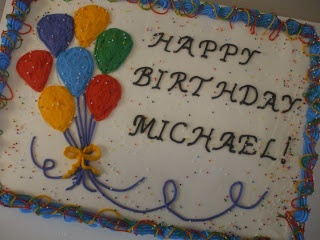 Birthday Cake Images Michael : 35 best images about Cake Decorating on Pinterest ...