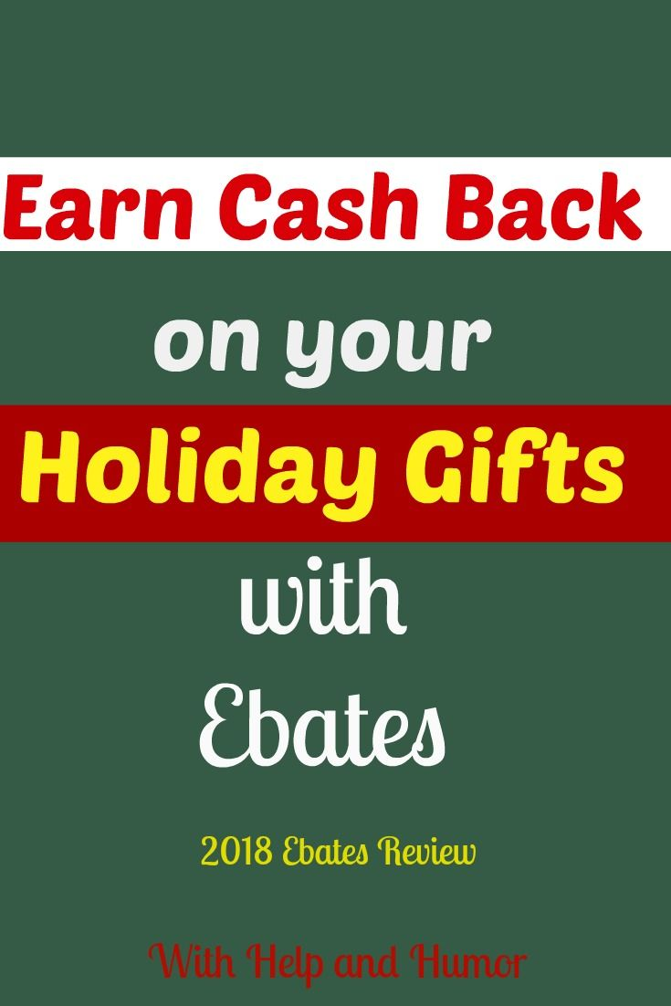 2018 Ebates Review How To Earn Easy Cash Back Saving Money